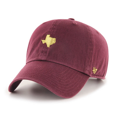 Texas A&M 47 Maroon Clean Up Hat