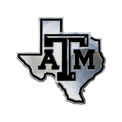 Texas A&M Lonestar Car Emblem