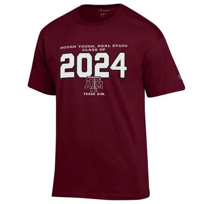 Texas A&M Champion Class of 2024 Tee