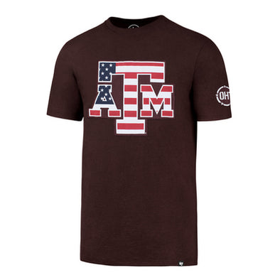 Texas A&M 47 Brand Fieldhouse Tee