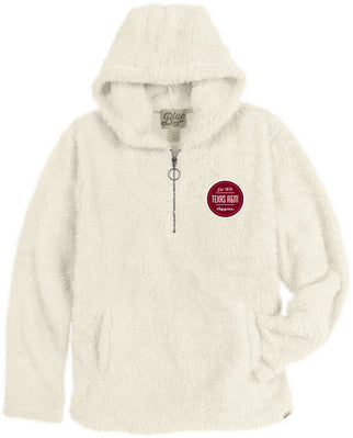 Texas A&M Blue 84 Sherpa Pullover