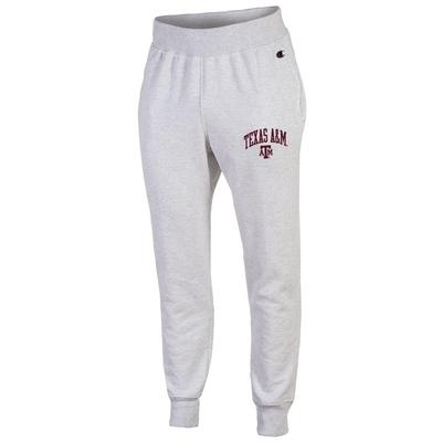 Texas A&M Champion Reverse Weave Jogger Pant