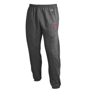 Texas A&M Champion Grey Banded Pant
