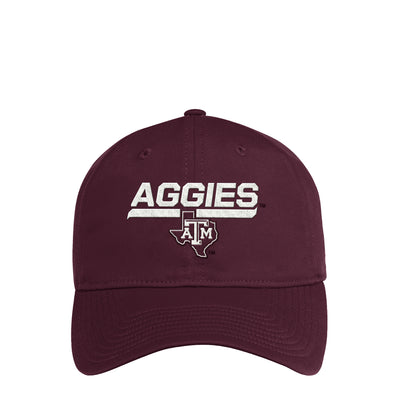 Texas A&M Adidas Men's Aggies Coach Slouch Hat
