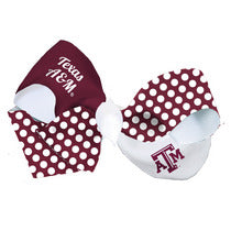 Texas A&M Baby Headband