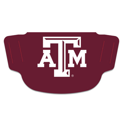 Texas A&M Fan Mask - Solid