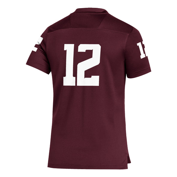 Texas A&M Adidas 2020 Youth Maroon Replica Football Jersey