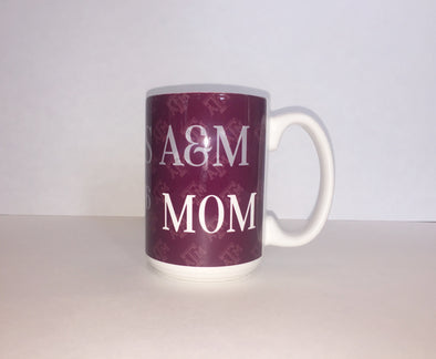 Texas A&M Mom Mug