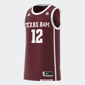 Adidas 2018 Men's Sideline Basketball Jersey