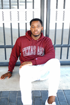 Texas A&M Champion Screen Print Hood