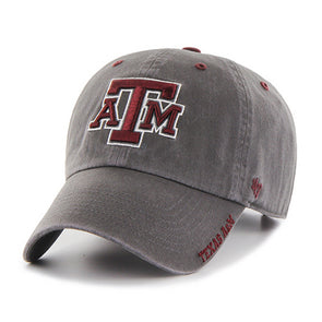 Texas A&M Ice Clean Up Adjustable Hat