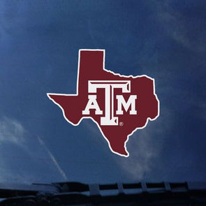 Texas A&M Lonestar Decal