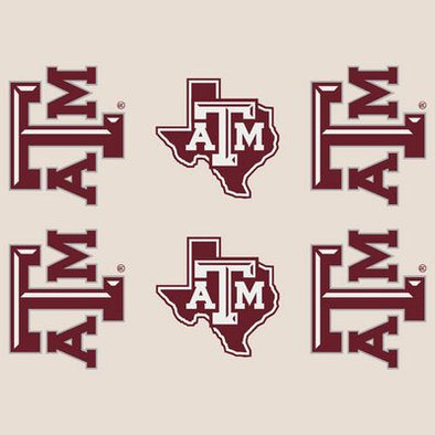 Texas A&M Body Tattoos