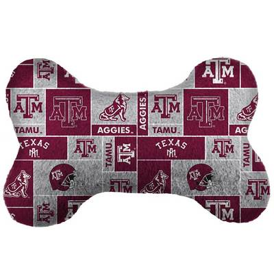 TEXAS A&M PET SQUEAK TOY (SMALL)