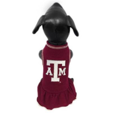 Texas A&M Dog Dress