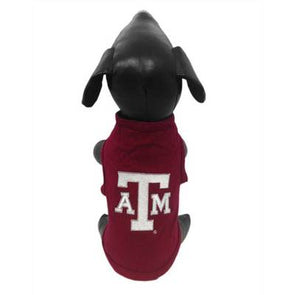 Texas A&M Dog Shirt