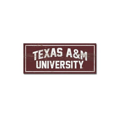 TEXAS A&M TABLE TOP PIECE