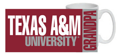 Texas A&M 15 oz El Grande Mug