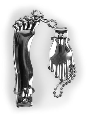 Kikkerland Hand And Foot Nail Clippers