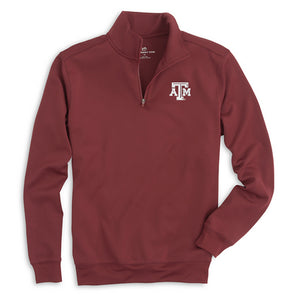 Texas A&M Southern Tide Game day Performance Quarter Zip