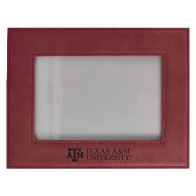 TEXAS A&M 4X6 VELOUR FRAME