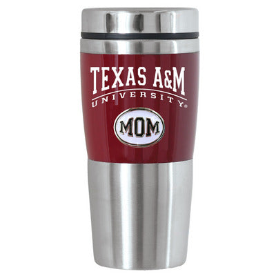 Texas A&M Travel Mug - Mom