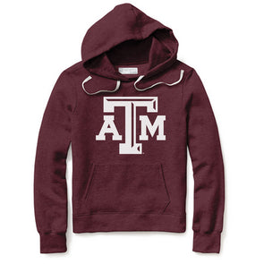 Texas A&M Red Shirt ATM Maroon Classic Hood