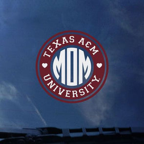 Texas A&M University MOM Decal