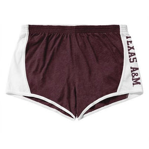 Texas A&M Red Shirt Track Short