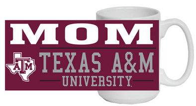 Texas A&M Ceramic Mug Mom