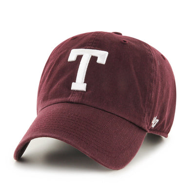 Texas A&M 47 Brand Maroon T Clean Up Hat
