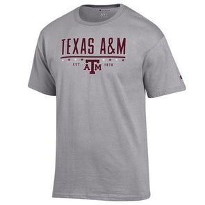 Texas A&M Champion Jersey Tee