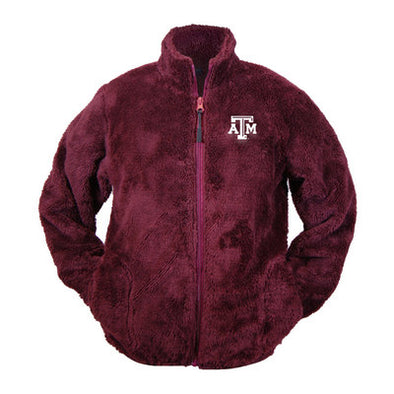 Texas A&M Garb Harvey Infant Fleece Full Zip