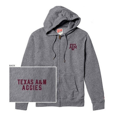 Texas A&M League Heritage Full Zip