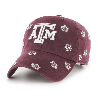 Texas A&M 47 Brand Confetti Clean Up Hat