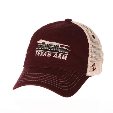 Texas A&M Zephyr Destination Adjustable Hat