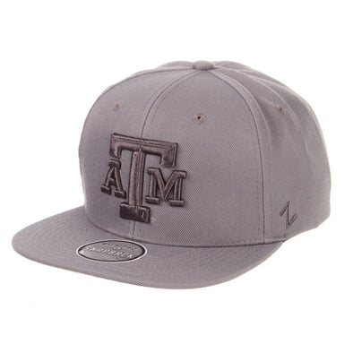 Texas A&M Zephyr Z11 Snapback Hat