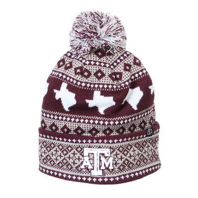 Texas A&M Zephyr Carousel Headband 2 Knit