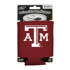 Texas A&M Aggies Collapsible Can Hugger