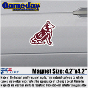 Texas A&M Small Magnet