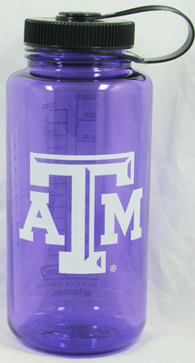 Texas A&M Nordic Company Widemouth Nalgene Water Bottle