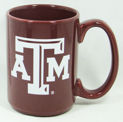 Texas A&M Aggies Elgrande Coffee Mug