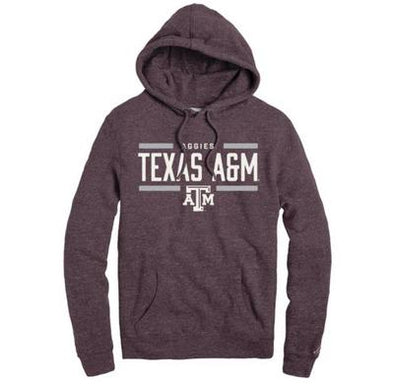 Texas A&M League Men's Heritage Hoodie Sweatshirt