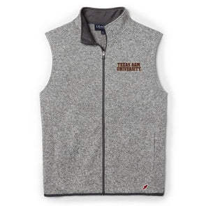 Texas A&M League Men's Saranac Vest