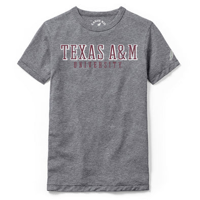 Texas A&M Youth League Victory Falls Tee