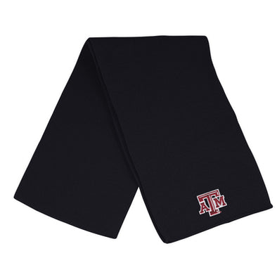 Texas A&M LogoFit Frosty Scarf - Black