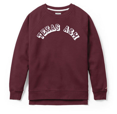 Texas A&M League Women's Academy Pullover Sweatshirt