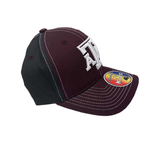 Texas A&M Zephyr ATM Hat - Maroon/Black