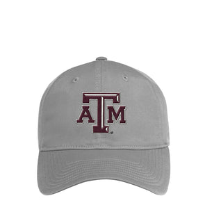 Texas A&M Adidas Men's Gray Coach Slouch Hat
