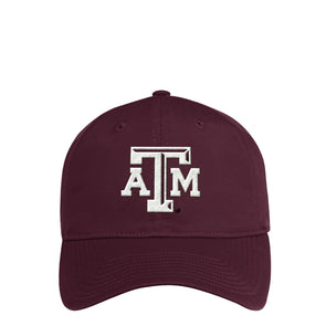 Texas A&M Adidas Men's Maroon Coach Slouch Hat
